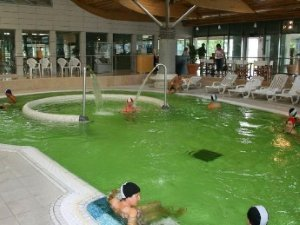Курорт Баден-Баден в Германии - лечение на горячих источниках