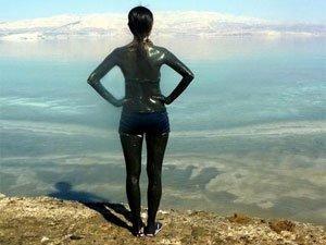 Лечение псориаза на Мертвом море
