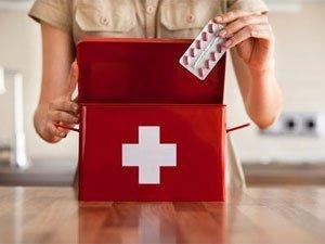 Аптечка для родов в США