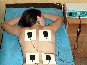 Физиотерапия при грыже поясничного отдела