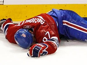 Спортивная травма позвоночника
