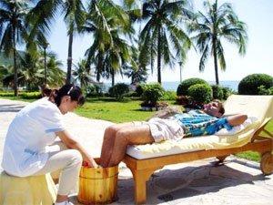 Лечение воспаления суставов ног в Китае