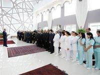 Отзывы о курорте Нафталан в Азербайджане