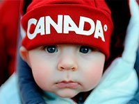 Особенности родов в Канаде