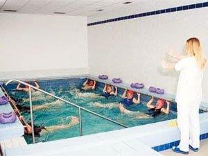 Яхимов -радоновые термальные ванны
