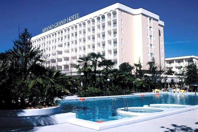 Гранд отель в Абано Терме