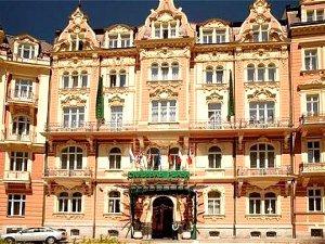 Карловы Вары: отель с лечением - Carlsbad Plaza