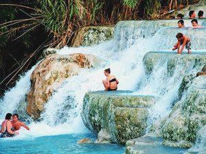 Прекрасные отзывы о шикарном термальном курорте в Италии - Монтекатини Терме