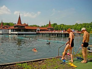 Отзывы о лечении на озере Хевиз в Венгрии
