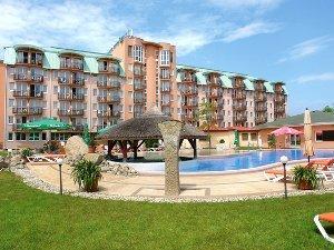 Отель Европа Фит на курорте Хевиз в Венгрии
