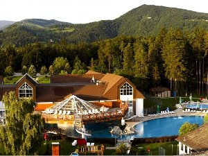 Словенский курорт Терме Зрече - это удобное место недалеко от олимпийского центра Рогла