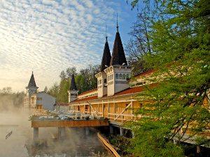 Санатории Венгрии - лучшее место для семейного отдыха