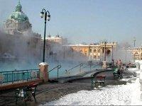 Термальные курорты Венгрии зимой