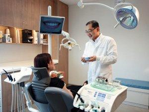 Новейшая аппаратура для лечения зубов в Сингапуре