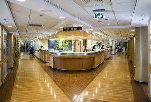 Больница Ихилов в Тель-Авиве