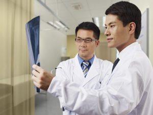 Техническое оснащение клиник Кореи