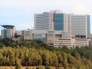Клиника Хадасса