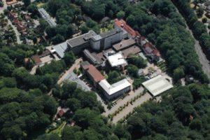 Университетская клиника Дрездена